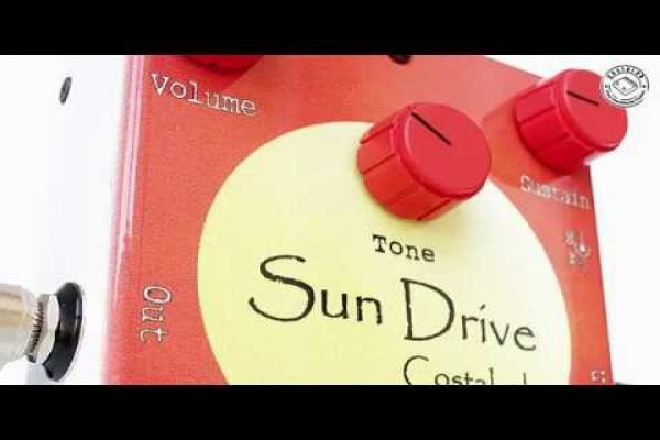 Embedded thumbnail for Sun Drive by CostaLab